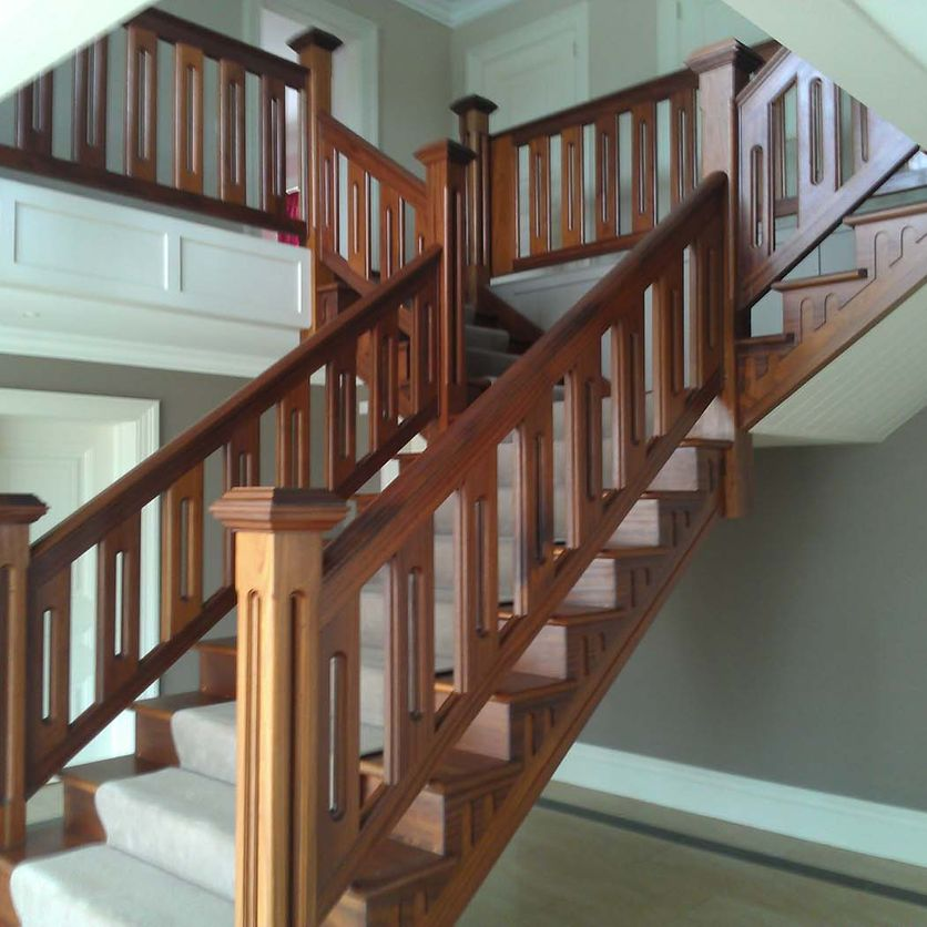 Bespoke Joinery - Stairs